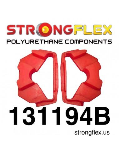 131194B: Engine rear mount inserts