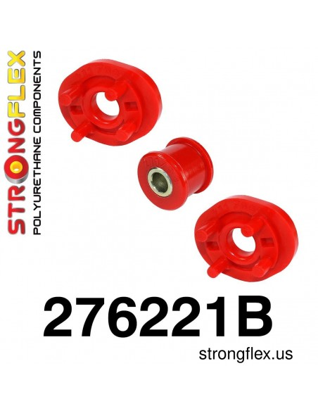 136027A: Front wishbone bush kit SPORT