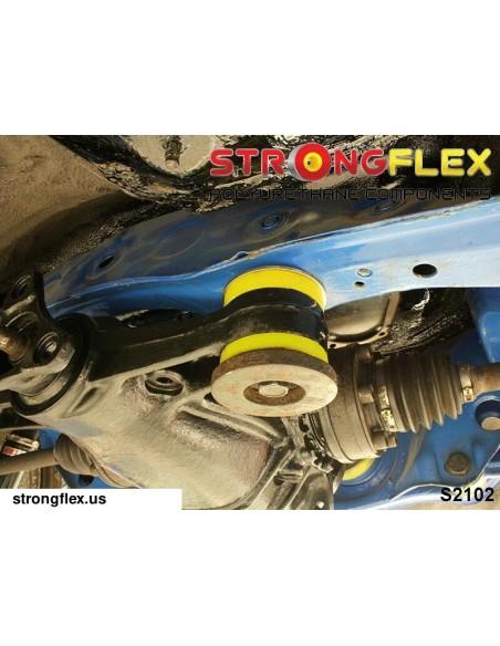 136059A: Front suspension bush kit SPORT