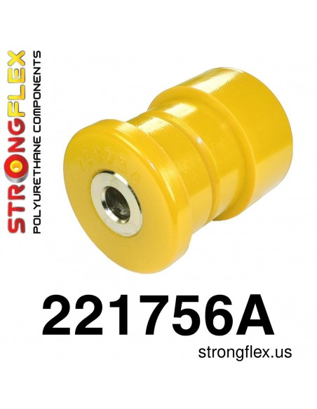 136157A: Full suspension polyurethane bush kit SPORT
