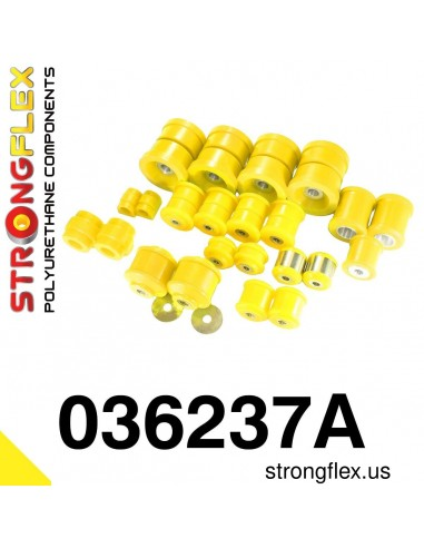 021933A: Rear upper arm – outer bush SPORT