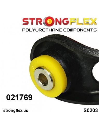 286197B: Rear suspension bush kit