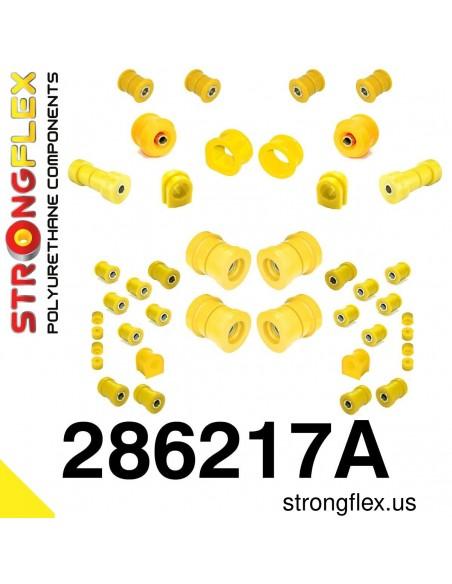 026210A: Full suspension bush kit SPORT