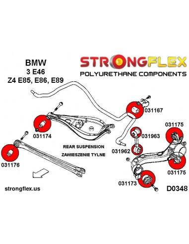 031898A: Rear differential - front mount bush M3 SPORT