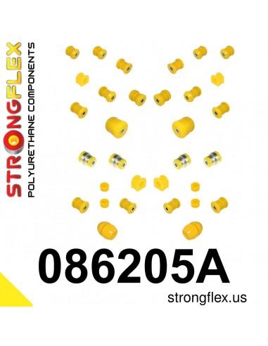 086205A: Suspension polyurethane bush kit SPORT