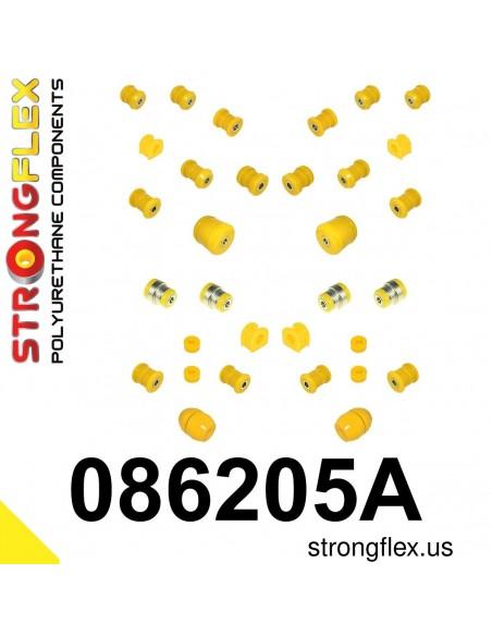 026214A: Rear subframe bush kit SPORT