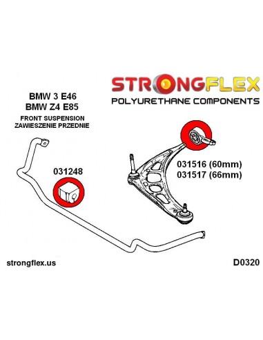 211917B: Rear differential – rear bush
