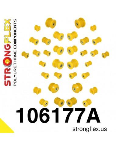 106177A: Full suspension bush kit SPORT