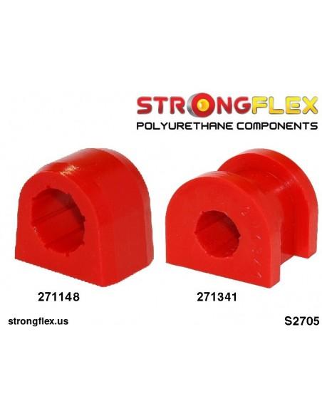031517A: Front wishbone rear bush 66mm SPORT