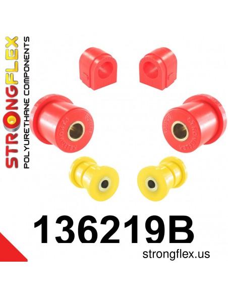 136032B: Front suspension bush kit