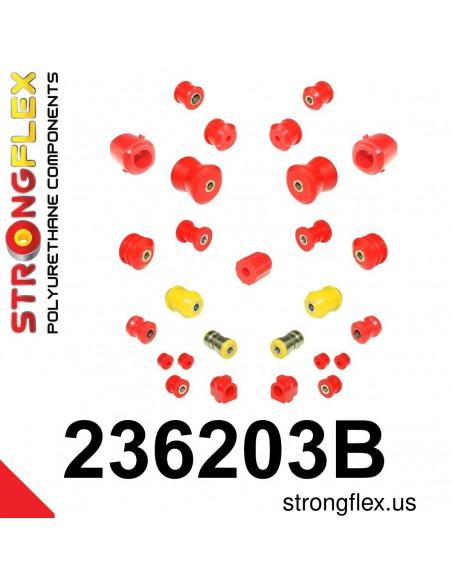 031528B: Front wishbone bush xi 4x4