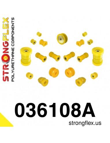 036108A: Full suspension bush kit SPORT