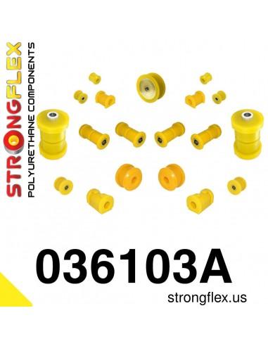 036103A: Full suspension bush kit SPORT
