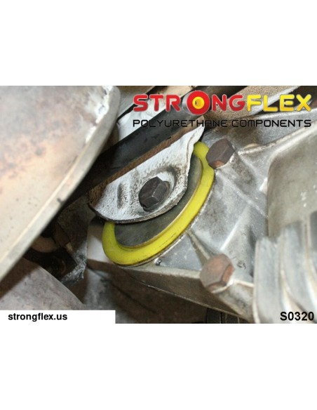 031638A: Front lower tie bar to chassis bush 66mm SPORT