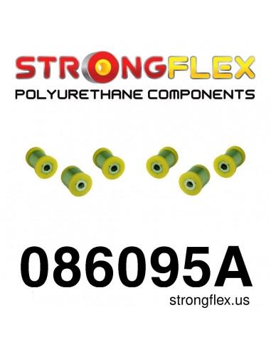 Zestaw poliuretanowy wahaczy tylnych dolnych SPORT, 086095A