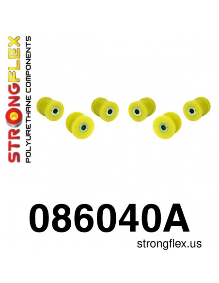 031739A: Front wishbone bush SPORT