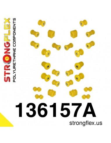 136157A: Full suspension polyurethane bush kit SPORT