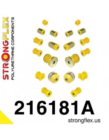 216181A: Full suspension bush kit SPORT