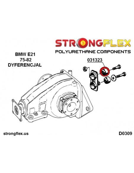 031915A: Rear subframe SPORT