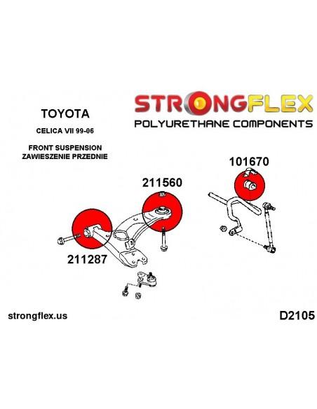 031917B: Rear diff mount – rear bush