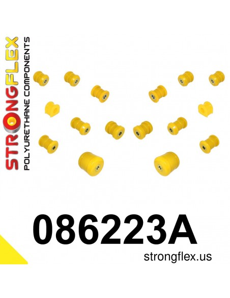 031927A: Front anti roll bar bush SPORT