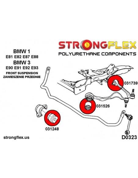 011659B: Swing arm shock mount bush