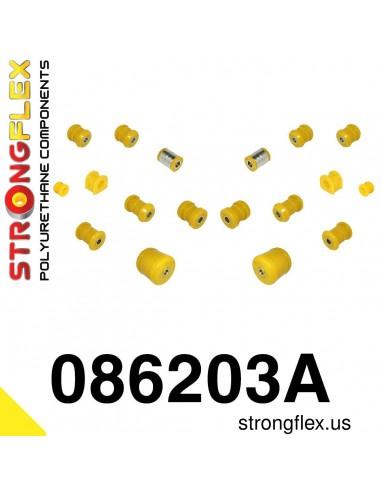 086203A: Rear suspension bush kit SPORT