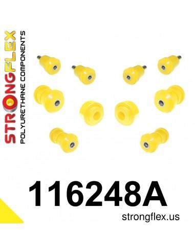 116248A: Front suspension bush kit SPORT