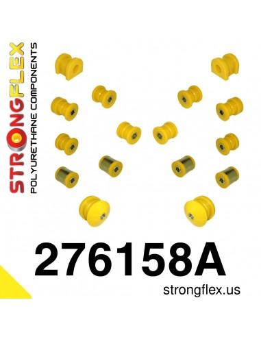 276158A: Rear suspension bush kit SPORT