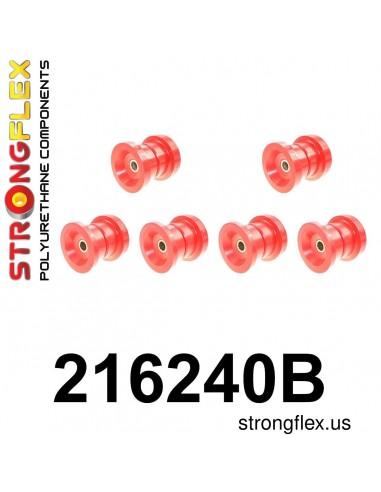 216240B: Rear subframe bush kit