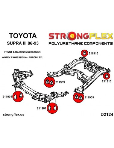031974B: Rear differential - front bush