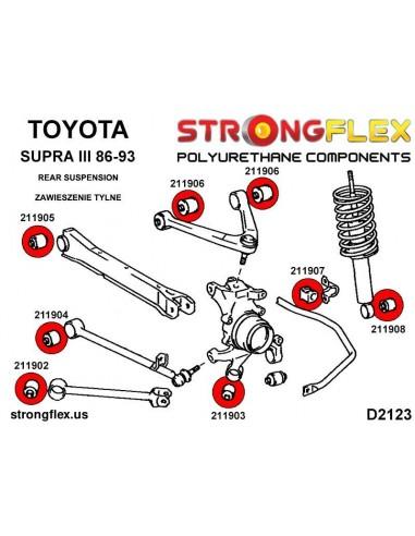031976B: Shift arm – rear bush