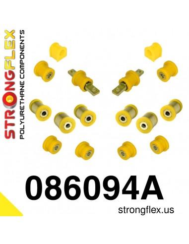 086094A: Rear suspension bush kit no rear trailing arm mount bush SPORT
