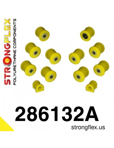 036050B: Rear suspension bush kit