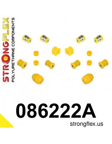 086222A: Front suspension bush kit SPORT