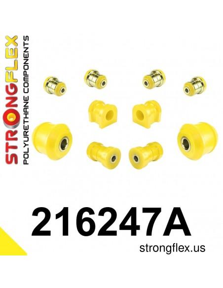 036105A: Full suspension bush kit SPORT